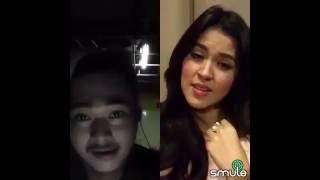 Duet Maut si Cantik Raisa - Smule Indonesia