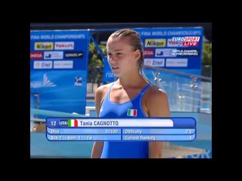 Tania Cagnotto - Evolution 2004 - 2012