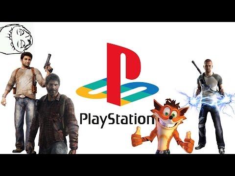 Playstation - История легендарных консолей