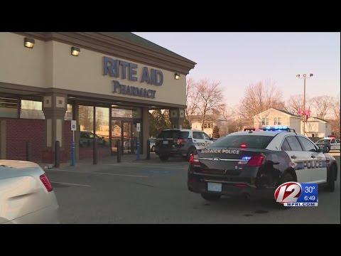 Police: Woman stabbed inside pharmacy in 'random' attack