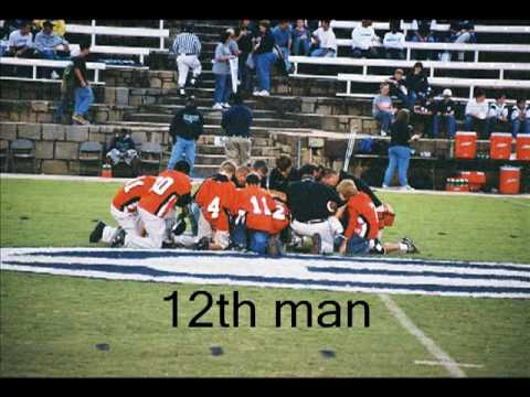 12th Man by Josh Osborne