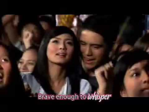 Kim Chui and Gerald Anderson -WHISPER I LOVE YOU  MV