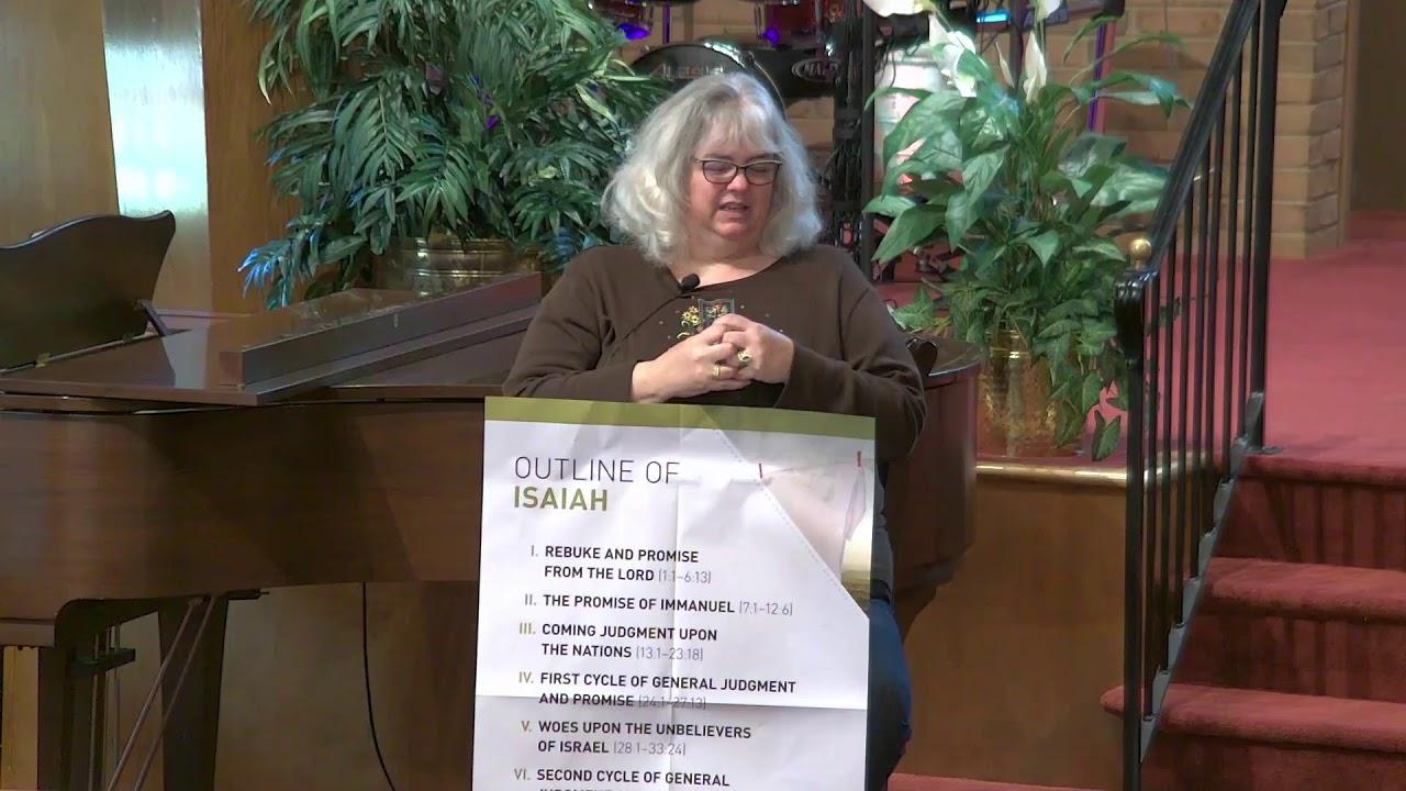 GroveGroups Adult Sunday School Lesson @ OGBC (Nov. 8, 2020)