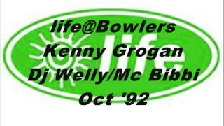 life@Bowlers Kenny Grogan Dj Welly Mc Bibbi  Oct