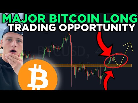 IF BITCOIN DOES THIS... I'M OPENING A MASSIVE LONG!!!!!! BTC Price Prediction Analysis