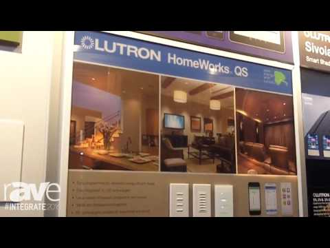 Integrate 2016: Convergent Technologies Shows Lutron Keypads, HomeWorks and Grafik Eye