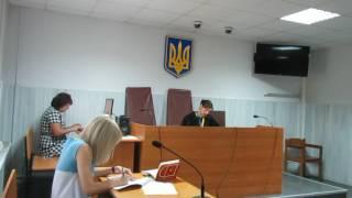 Судья Т. Головина рассматривает заявление Гранкиной о пересмотре дела Горнушкина