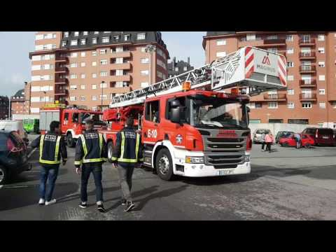 BILBAO   Carrusel de Bomberos de Bilbao [3]