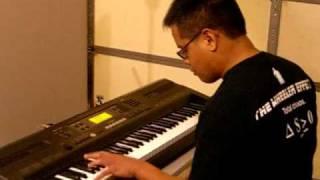 Naruto Shippuden OST - Jinchuuriki (on piano)