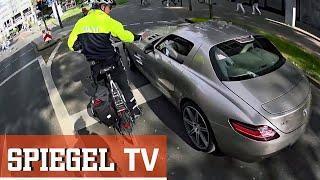 Kölner Fahrrad-Cops: Verfolgungsjagd per Drahtesel  (SPIEGEL TV Reportage)