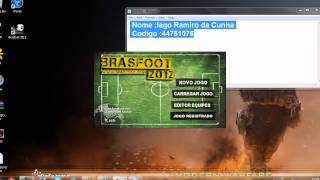 Registro Brasfoot 2012 ( Gratis )
