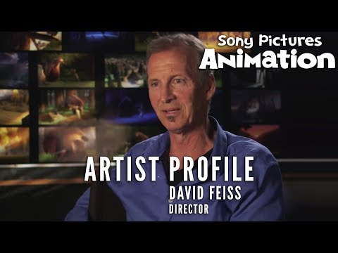 Inside Sony Pictures Animation - Director David Feiss