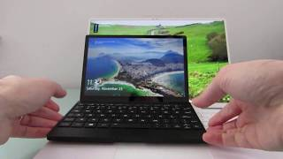 magic Ben MAG1 8.9 inch mini-laptop review