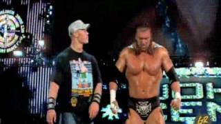 WWE Smackdown vs Raw 2009 commercial