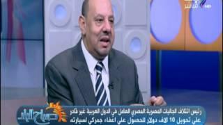 فيديو| ائتلاف المصريين في أوروبا يقترح بناء مدينة مصرية في الخارج وبيعها بالدولار