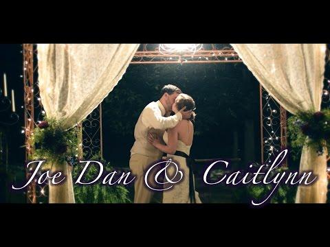 Joe Dan & Caitlynn   The Wedding Day