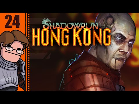 Let's Play Shadowrun: Hong Kong Part 24 - Gobbet's Final Lesson, Gaichu Takes Action