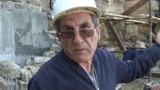 Що будуть робити з частиною скелі, яка відкололась від північної стіни Аккерманської фортеці?