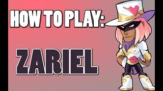 How To Play: ZARIEL (Brawlhalla)