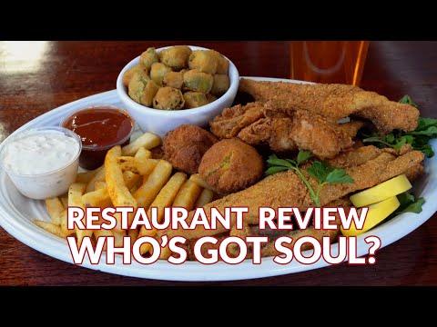 Restaurant Review - Who's Got Soul | Atlanta Eats