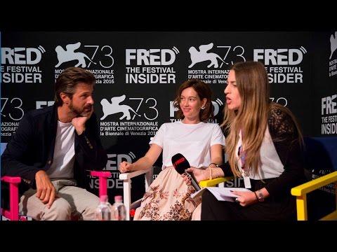 Kim Rossi Stuart, Cristiana Capotondi, Camilla Diana - Tommaso - 73 Venice Film Festival