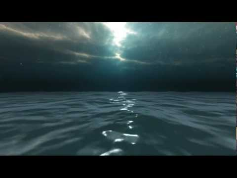 Unity3D - Reflective Water And Particle Snow