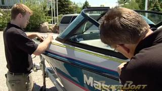 How To Install A Wake Tower And Ballast System - PowerBoat TV