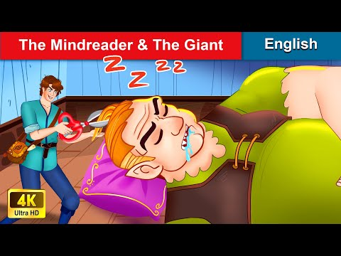 The Mindreader And The Giant 🤴 Bedtime stories 🌛 Fairy Tales For Teenagers | WOA Fairy Tales
