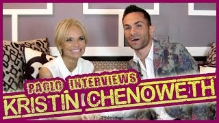 Kristin Chenoweth on LGBT rights!