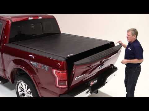 BAK Industries new Revolver X2 hard rolling tonneau cover - features and benefits