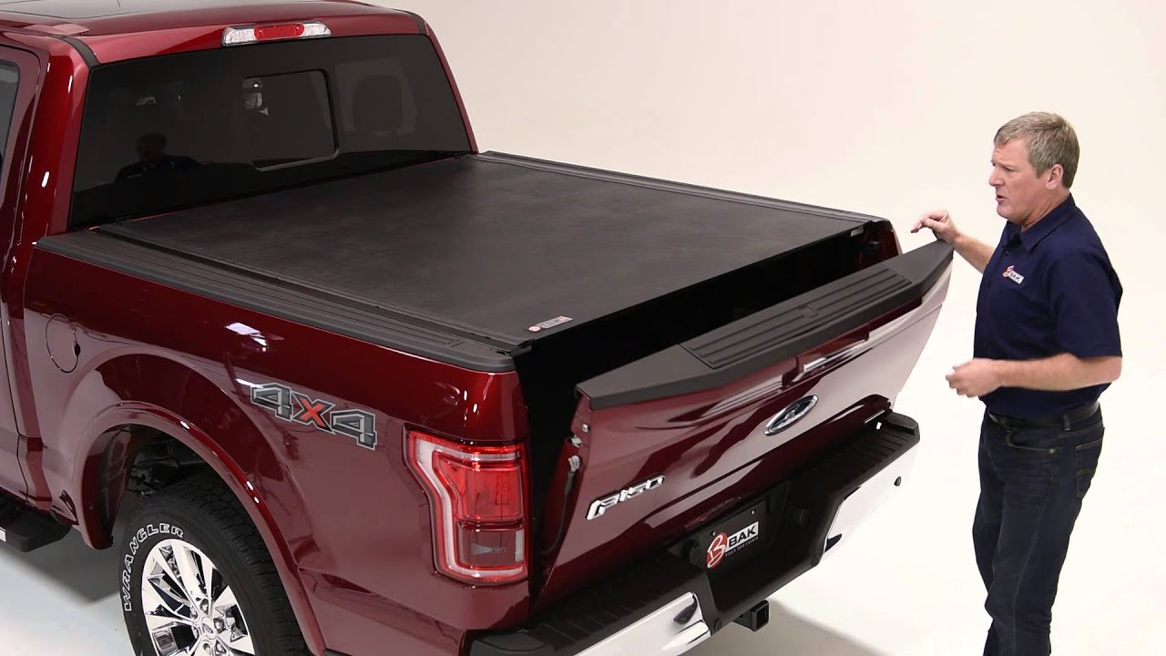 Bak Industries New Revolver X2 Hard Rolling Tonneau Cover Features And Benefits Youtube