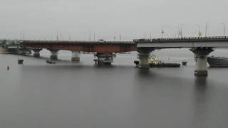 Разводка Варваровского моста