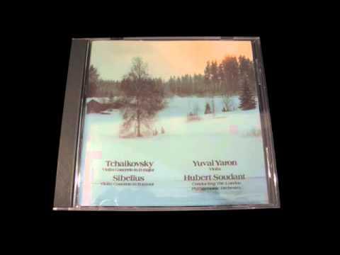 Yuval Yaron TCHAIKOVSKY Violin Concerto