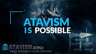 Atavism Online - How you can build your own MMORPG game Asset Store