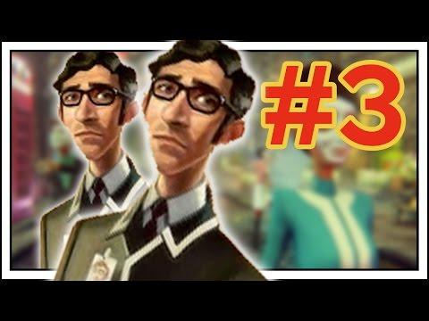 We Happy Few - Part 3 - FIXING THE PIPE VALVE!  (Let's Play We Happy Few Gameplay Walkthrough)