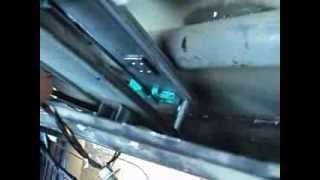 двойные стекла KIA Rio 2 своими руками(маленькая видео инструкция., 2013-11-21T15:19:19.000Z)