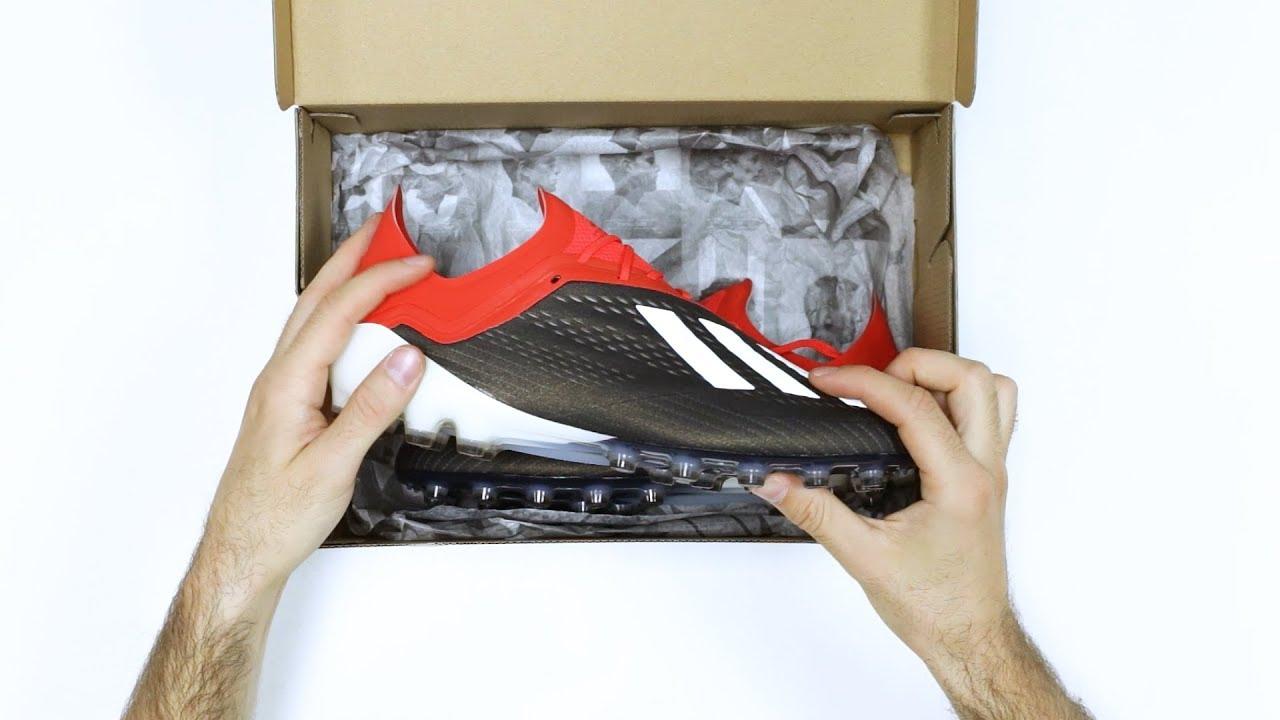the best attitude d41d2 8e386 UNBOXING Botas fútbol adidas X 18 Initiator Pack - Máxima ve