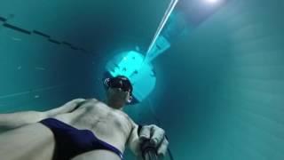 deep sea diving