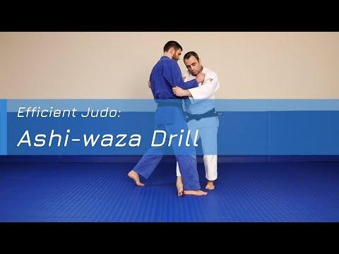 Ashi-waza Drill