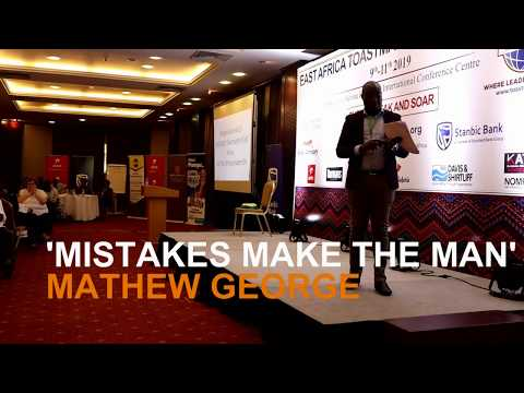 Winning Speech - 2019 Humorous Speech Contest, Toastmasters District 114 - Mathew George