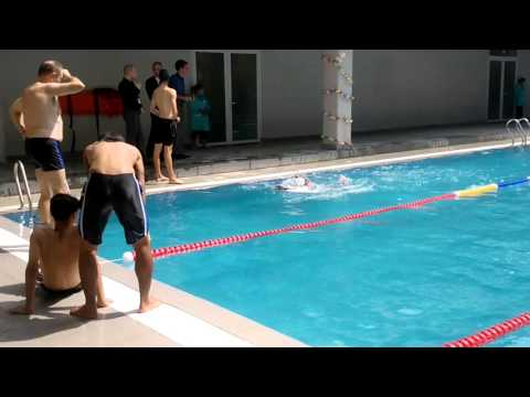 CIA FIRST International School Teachers VS Students Swimming Competition