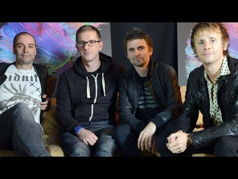 Muse Q&A with Fans: 'The 2nd Law' - from the archive - Full HD