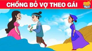 Truyện Cổ Tích Việt Nam - CHỒNG BỎ VỢ THEO GÁI - Quà Tặng Cuộc Sống - Phim Hoạt Hình Mới  - Phim Hay