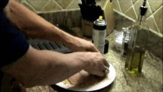 Healthy Recipes...baked Tilapia & Pineapple Chutney