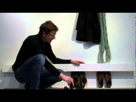 welcome schuh wandregal youtube. Black Bedroom Furniture Sets. Home Design Ideas