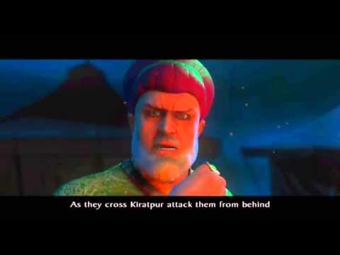 CHAAR SAHIBZAADE: A Sikh 3d movie  by...