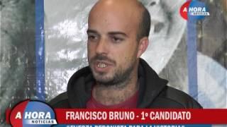 FRANCISCO BRUNO   FUERZA PERONISTA PARA LA VICTORIA   PRESENTACION DE LISTA
