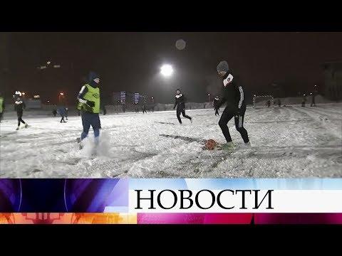 В Перми набирает популярность Ночная футбольная лига.