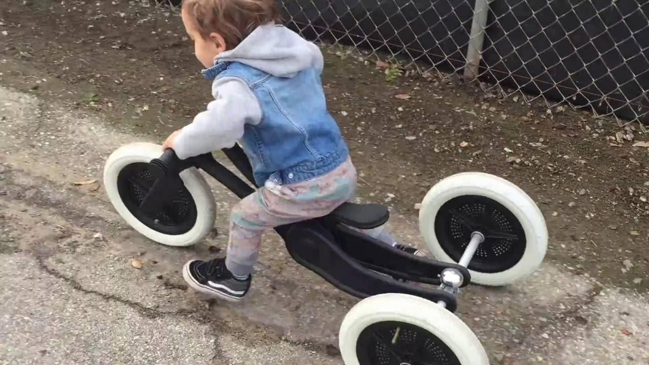 Wishbone Bike Recycled Edition Youtube