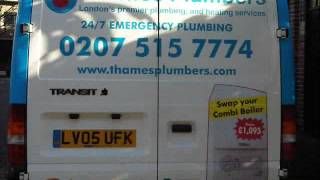Plumber London E1 E2 E3 E4 E5 E6 E7 E8 E9 E10 E11 E12 E13 E14 E15 E16 E17 E18.wmv(Our London Plumbers are available 24 hours/7days a week for your convenience. For a reliable and dependable service make Thames Plumbers London your ..., 2012-06-22T14:47:59.000Z)